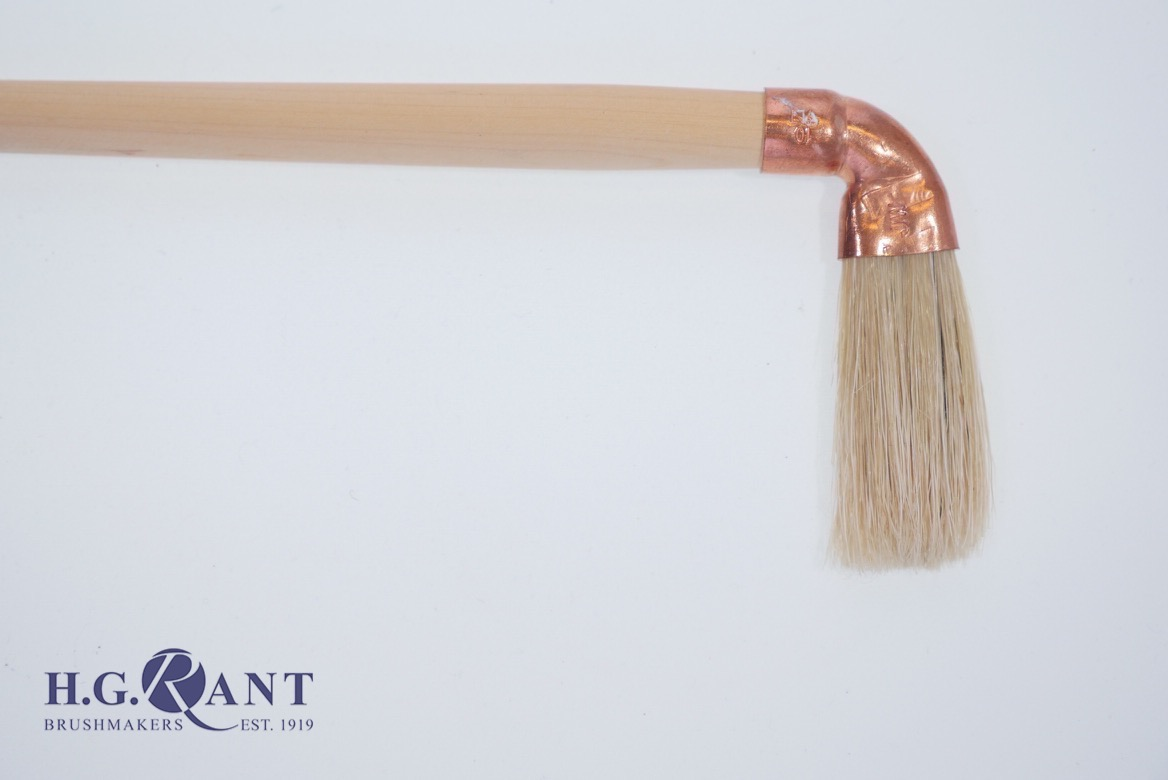 Flat Elbow Fitch Brush