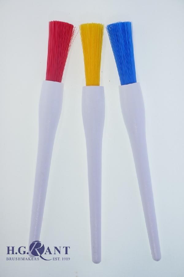 Colour-Coded Glazing Brush
