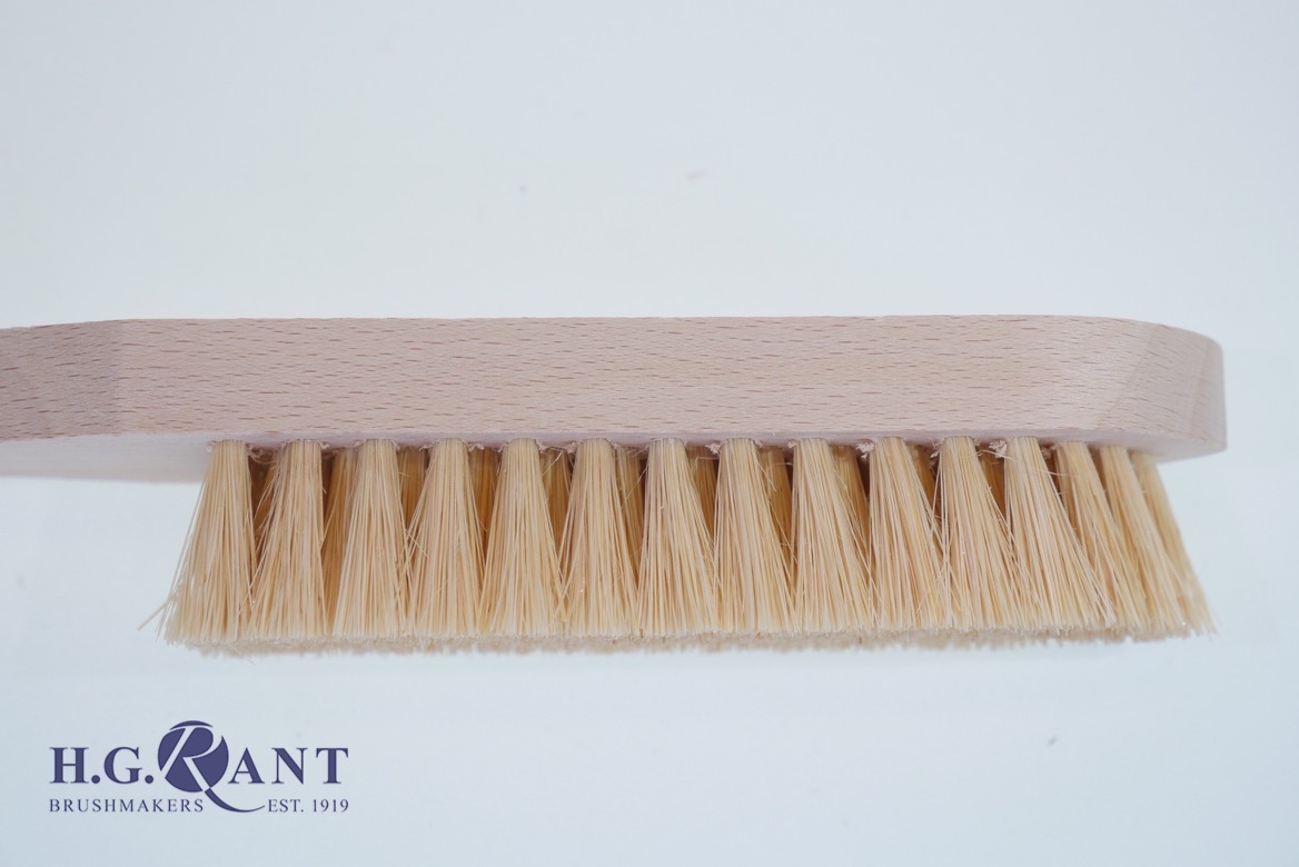 6-row Fibre Filled Platers Brush