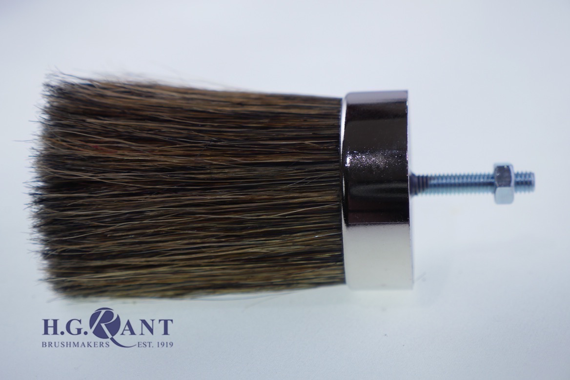 Striker Brush Head in Pure Bristle