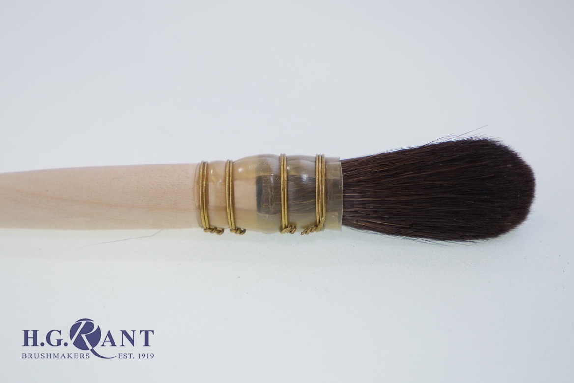 Quill Bound Sorino Mops (Also available in pure squirrel hair) PLEASE ASK FOR A QUOTATION
