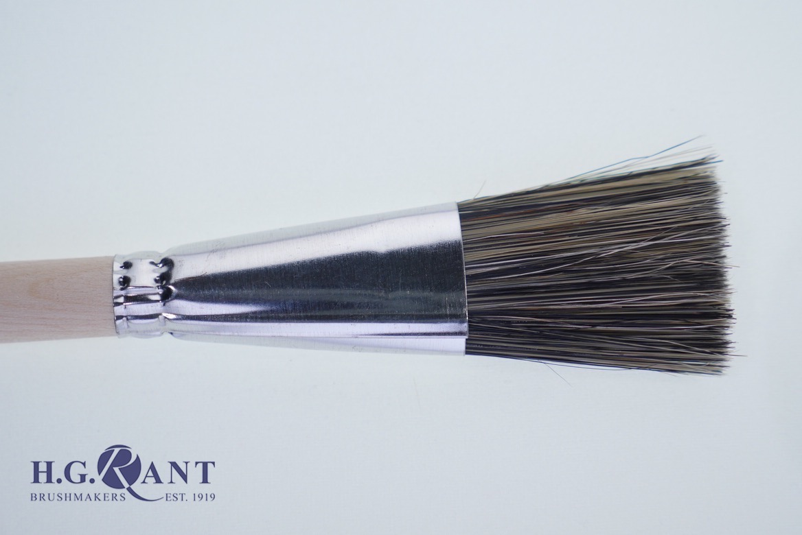 Suds or enamel Brushes