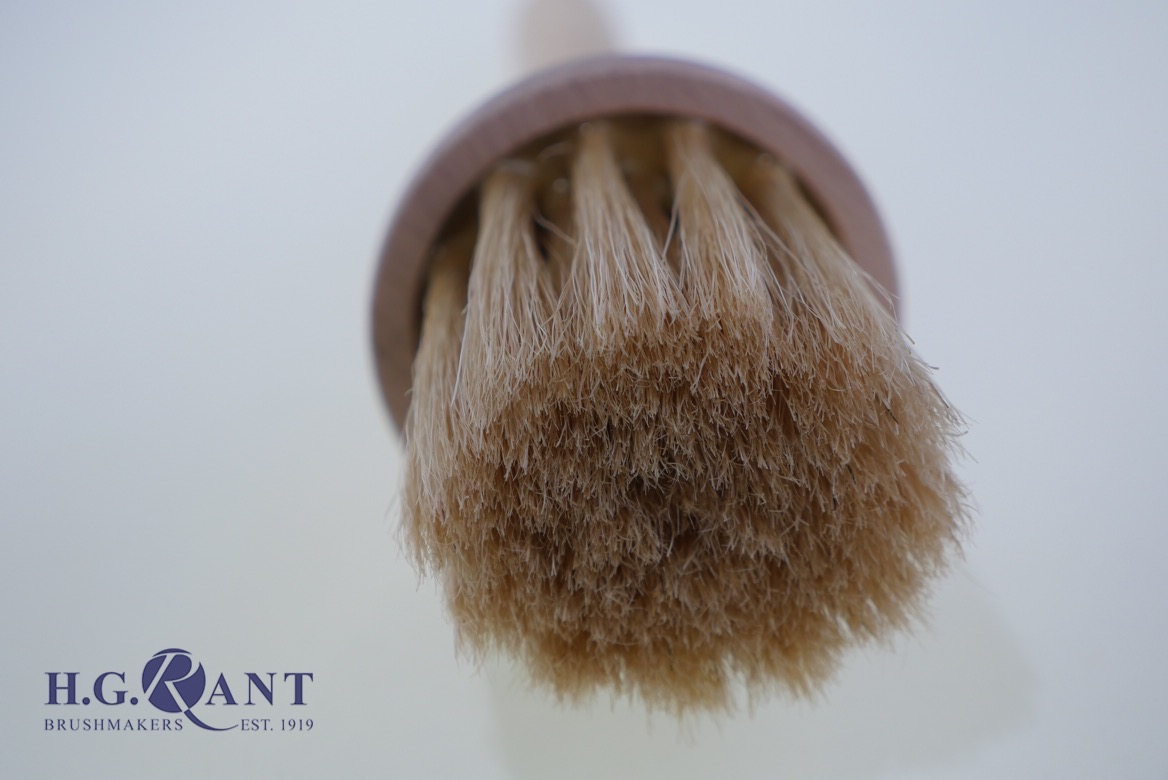 Round Wash Brush