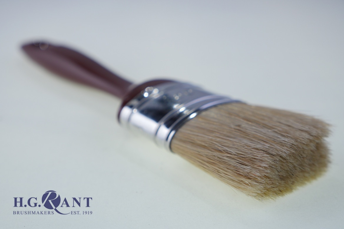 Oval Paint Brush