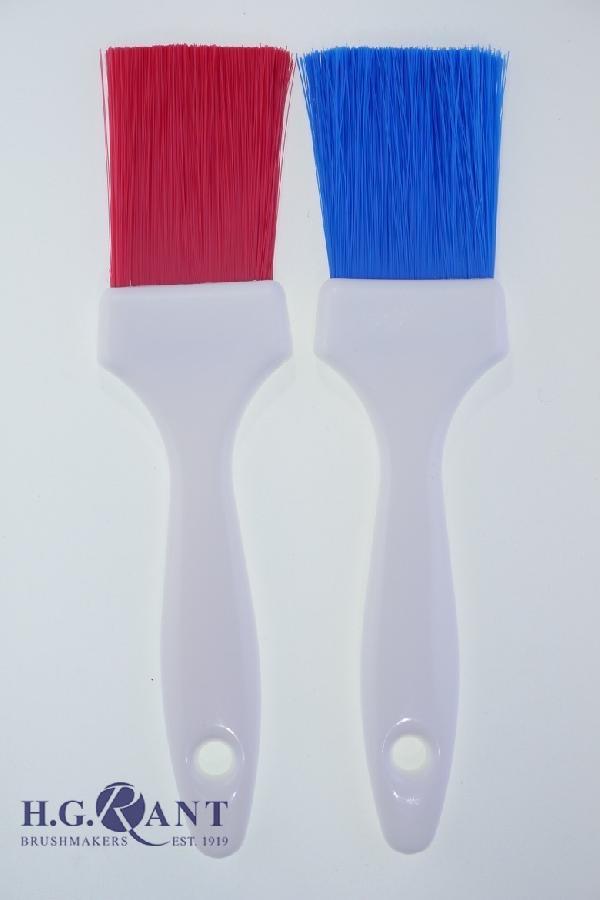 Colour coded Glazing Brush