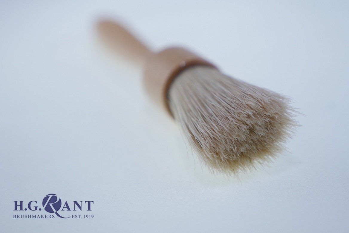 Round Pastry Brush