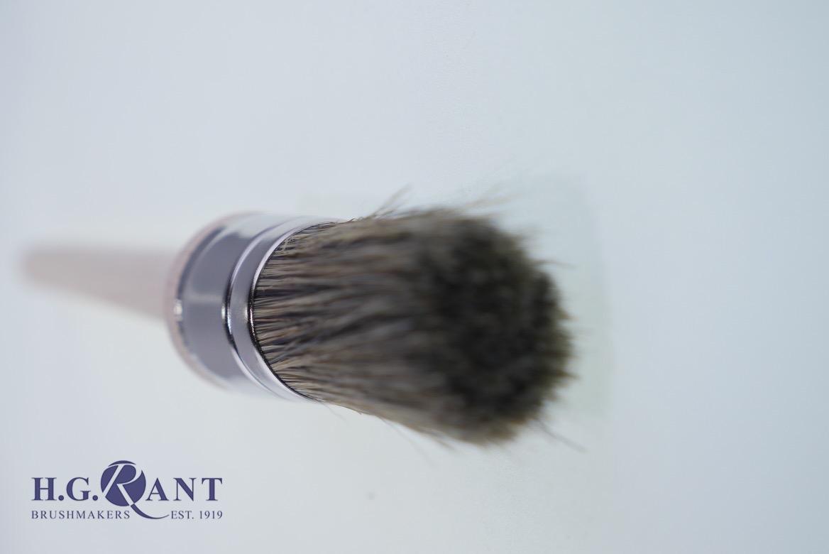 Round Grease Brush