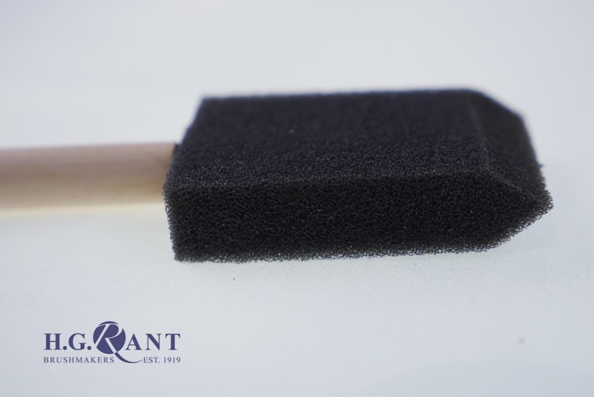Foam Jenny Brushes