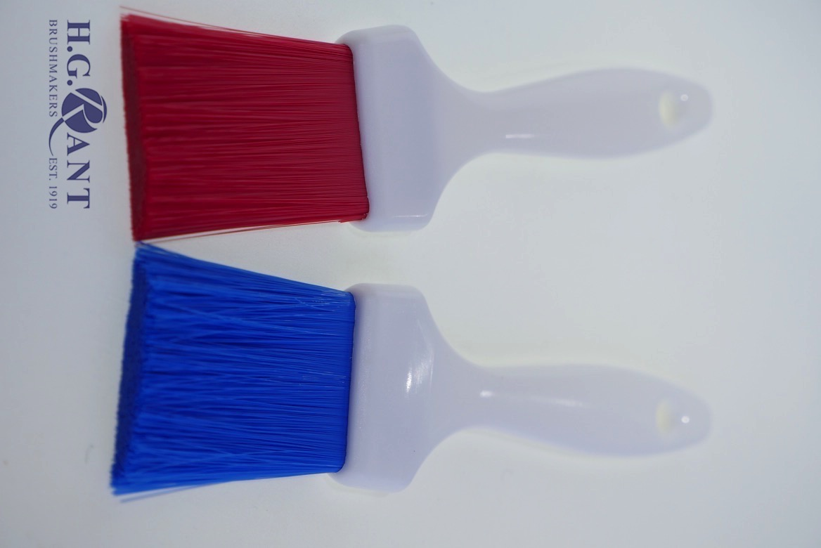 Colour coded Glazing Brush