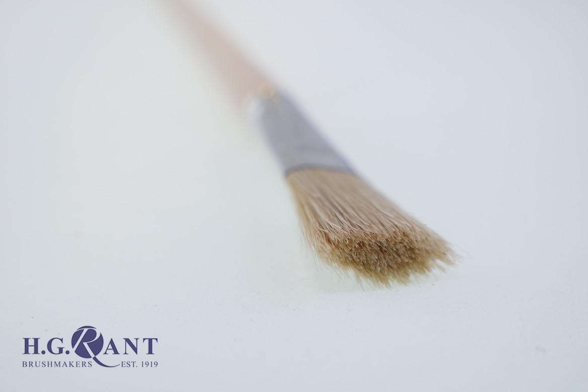 Flat Fitch Brush