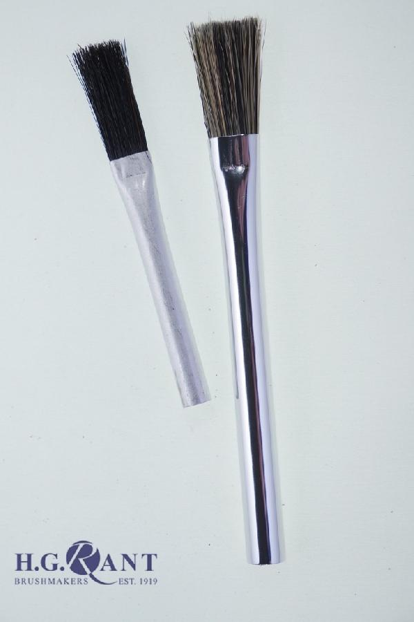 Metal Handle Fluid Brush