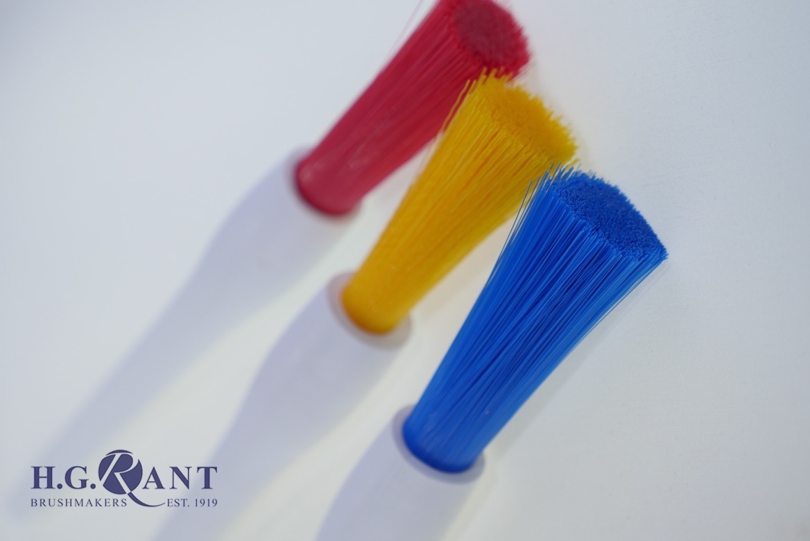 Colour-Coded Glazing Brush