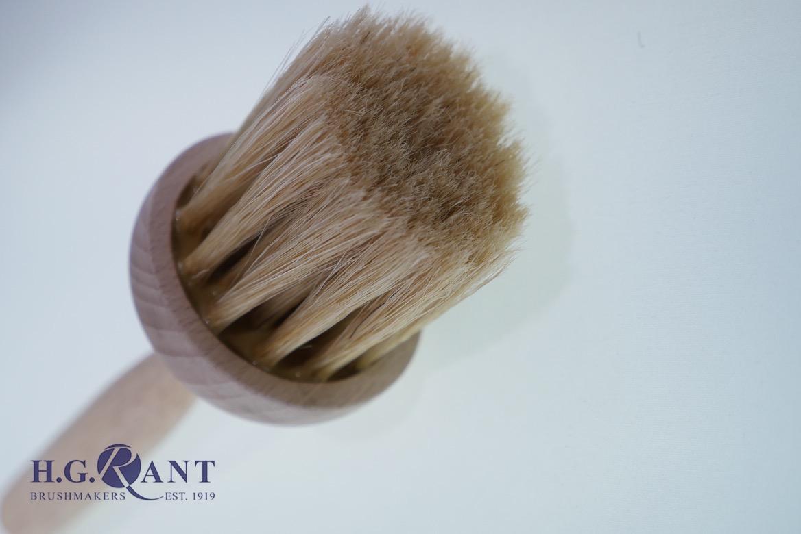 Round Wash Brush